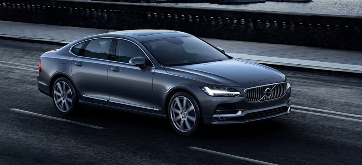 The 2019 Volvo S90 is available at our Volvo dealership in Clearwater.