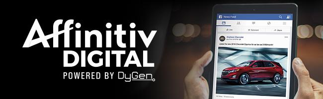 Affinitiv Digital Powered By Dygen