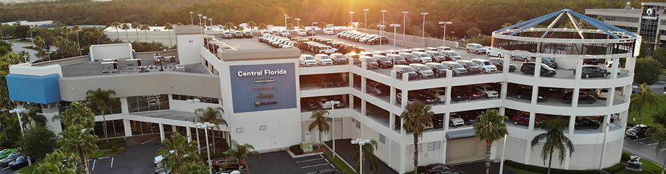 Image of Central Florida CDJR Dealership