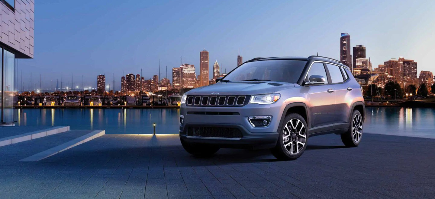 The 2019 Jeep Compass is available at our Jeep dealership in Chattanooga, TN