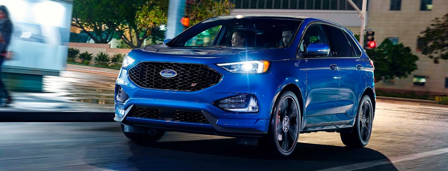 The 2019 Ford Edge is available at our Ford dealership near Bel Air, MD.