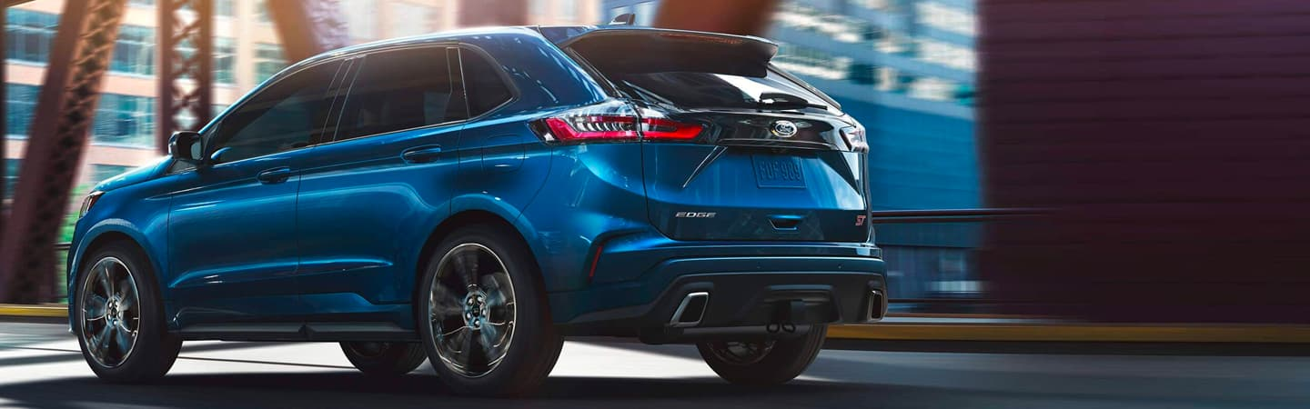 The 2019 Ford Edge in Bel Air, MD