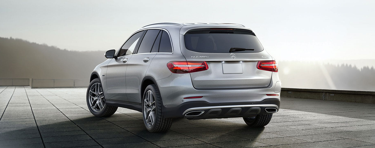 2019 GLC rear view