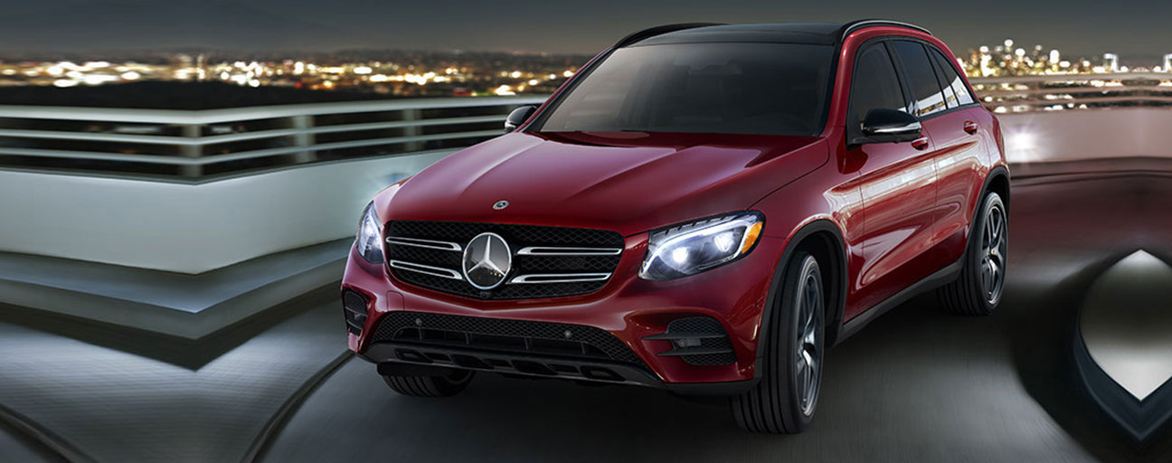 2019 GLC in motion