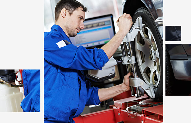 Wheel and Tire Alignment Service at your preferred Hyundai Dealer in Philadelphia