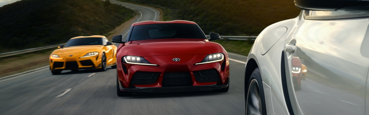 2020 Toyota Supra at Rountree Moore Toyota