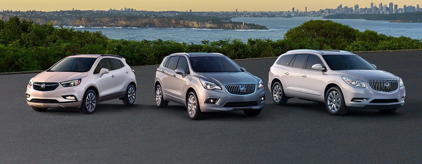 Buick GMC model line up available at Gainesville Buick GMC near Ocala, FL
