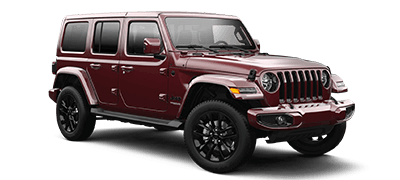 Jeep Wrangler Unlimited High Altitude