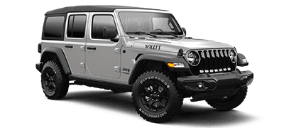 Jeep Wrangler Willys Sport 4x4