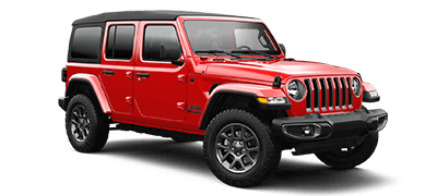 Jeep Wrangler 80th Anniversary