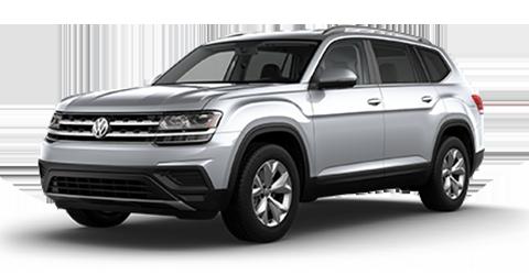 Volkswagen Atlas S