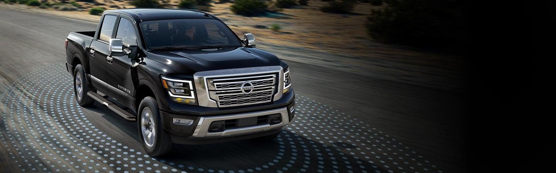 New 2020 Nissan TITAN
