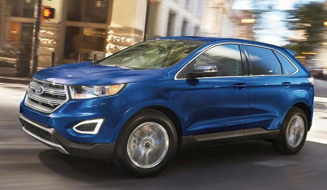 New 2018 Ford Edge for sale at Ford of Port Richey Florida