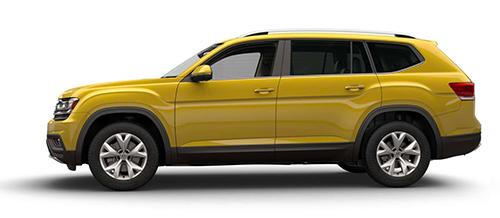 New Volkswagen Atlas at South Motors VW in Miami