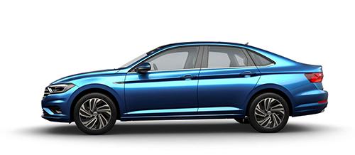 New Volkswagen Jetta at South Motors VW in Miami