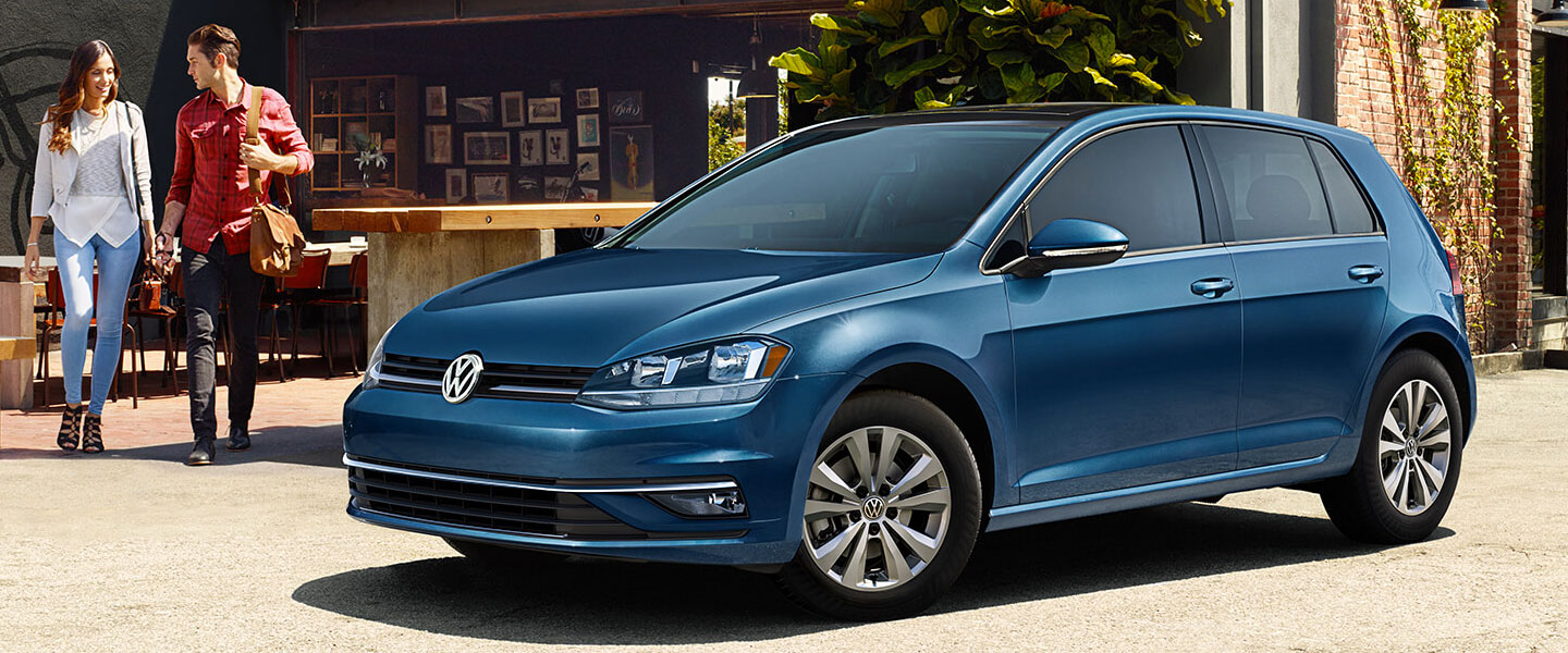 The 2018 Volkswagen Golf is available at South Motors Volkswagen in Miami, FL