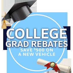 College Grad Rebates