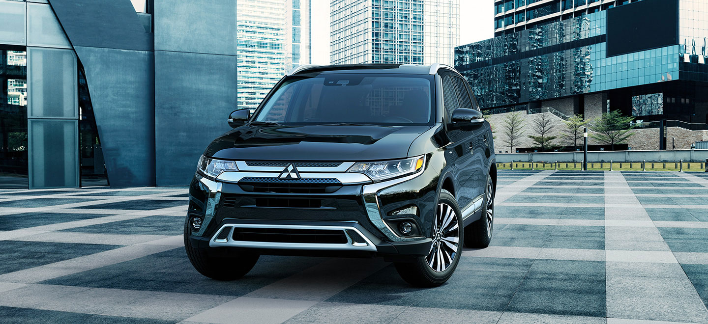 2019 Mitsubishi Outlander is for sale at our Mitsubishi dealership in Gainesville FL.