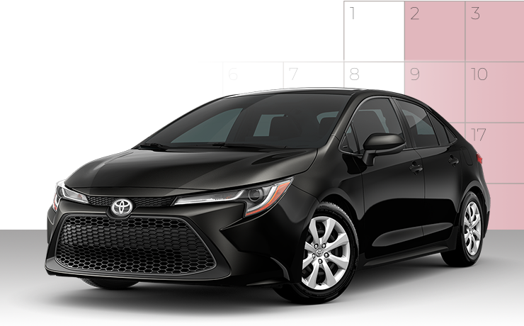 Clearance Event   2020 Toyota Corolla