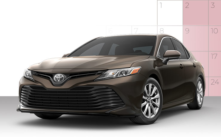 Clearance Event   2019 Toyota Camry