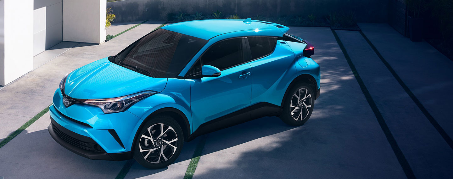 Picture of 2019 Toyota C-HR for sale at our Toyota dealership in lake city Florida.