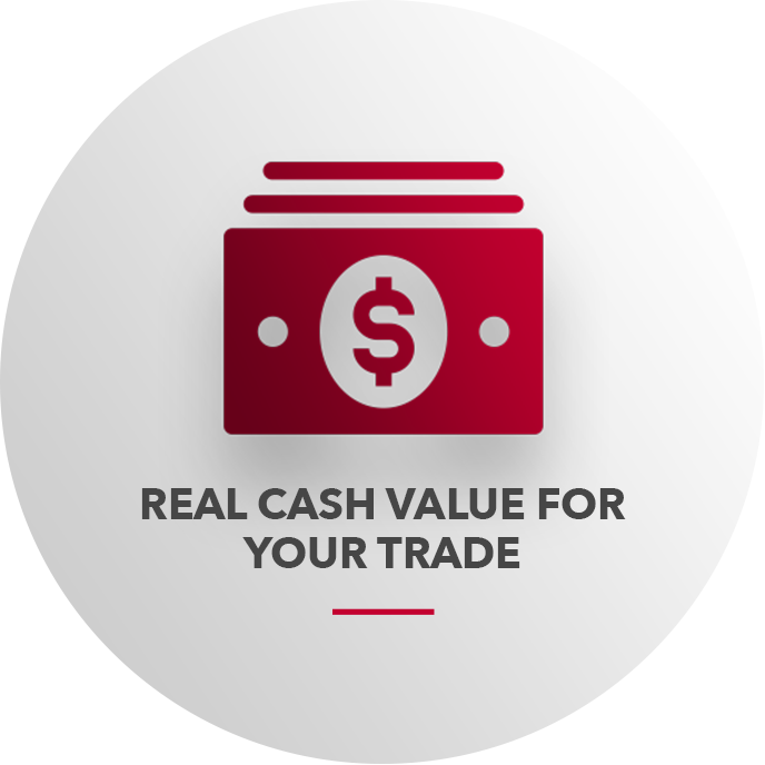 Real Cash Value For Your Trade