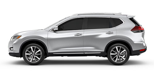New Nissan Rogue at Bob Moore Nissan near Oklahoma City, OK