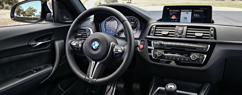 BMW M Interior - Dash