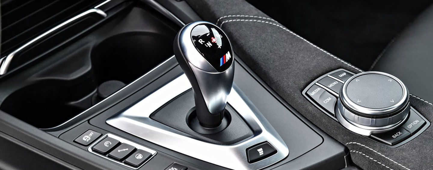 BMW M Console - Shifter