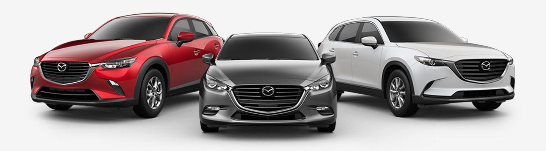 Mazda Lineup