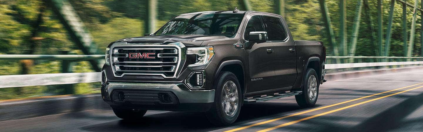 2020 GMC Sierra 1500 Specs amp Features Toth Buick GMC