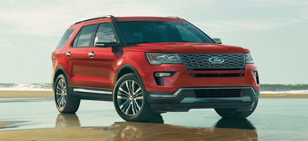 The 2019 Ford Explorer is available at our Ford dealership in Middle River MD near Baltimore.