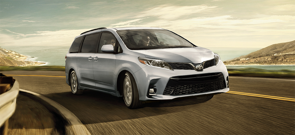 This 2019 Toyota Sienna is for sale at our Toyota dealership in Lake City