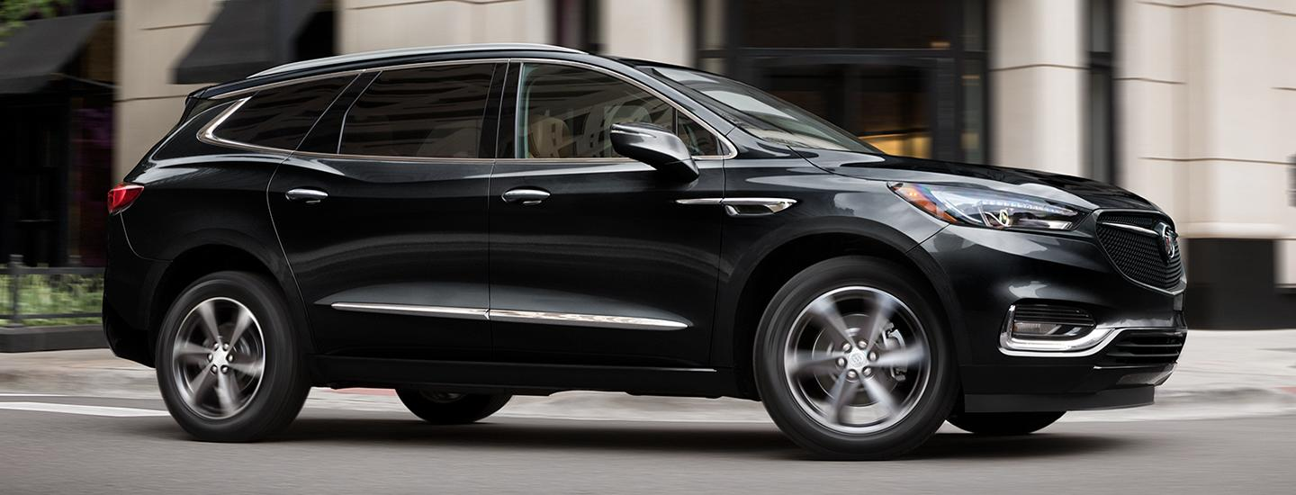 Buick Enclave Seating Capacity >> 2020 Buick Enclave Features New Buick Info