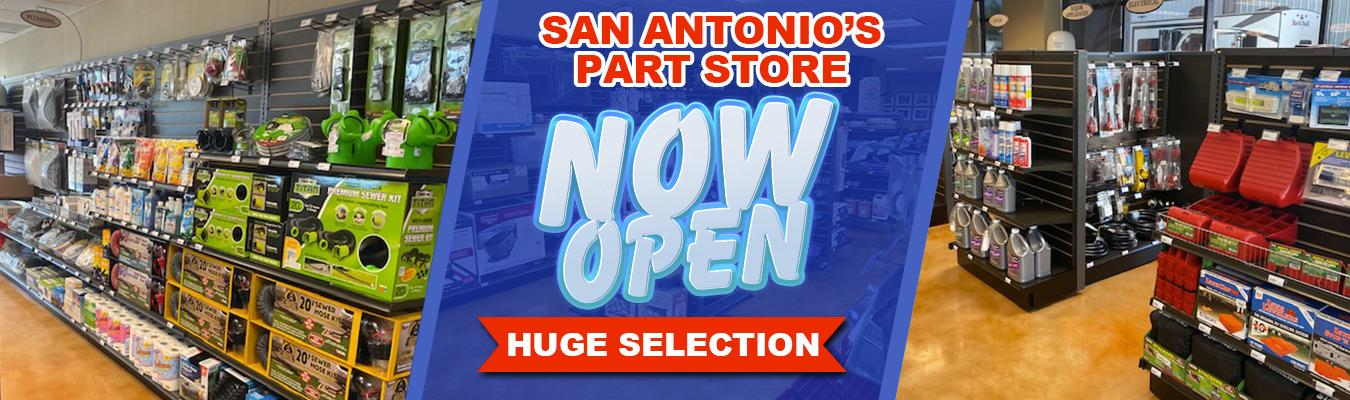 San Antonio RV Dealer | ExploreUSA RV Supercenter in San