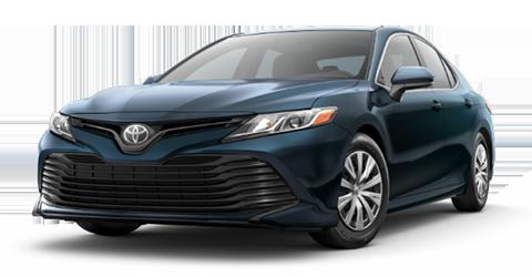 2019 Toyota Camry L at Rivertown Toyota in Columbus, GA