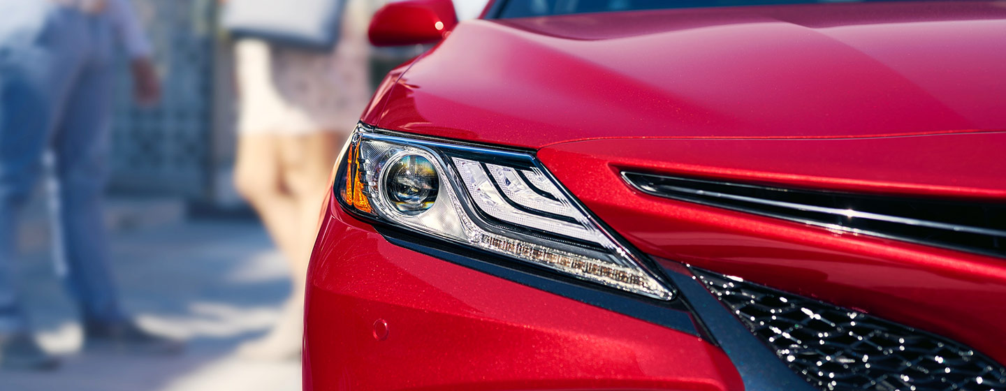 2019 Toyota Camry Exterior - Front headlight