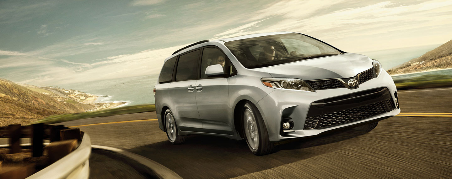 Picture of the 2019 Toyota Sienna is for sale at our Toyota dealership in Lake City