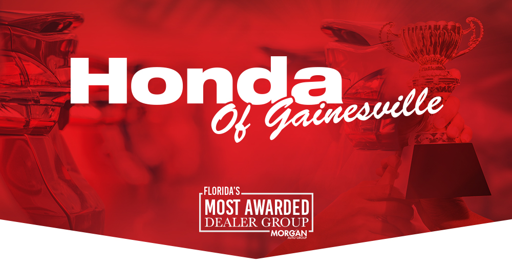 Honda Of Gainesville >> Honda Of Gainesville Awards Community Outreach Gainesville Fl
