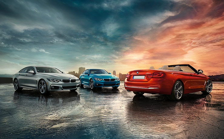 New BMW Purchase & Lease Specials | BMW of Denver Downtown