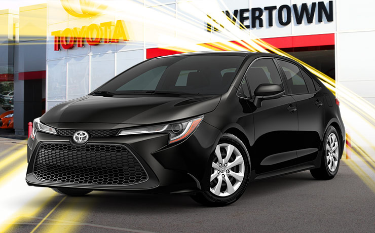 Clearance Savings! | 2020 Toyota Corolla