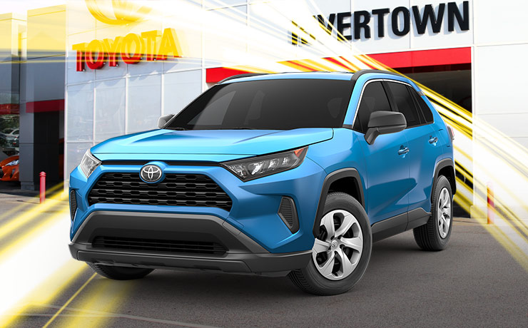Clearance Savings! | 2019 Toyota RAV4