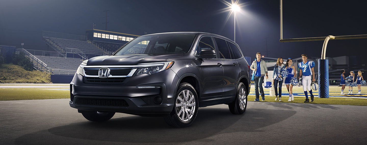 The Honda Pilot is available at our Honda dealership in Lake City, FL.