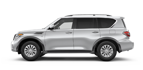 New Nissan Armada at Bob Moore Nissan near Oklahoma City, OK