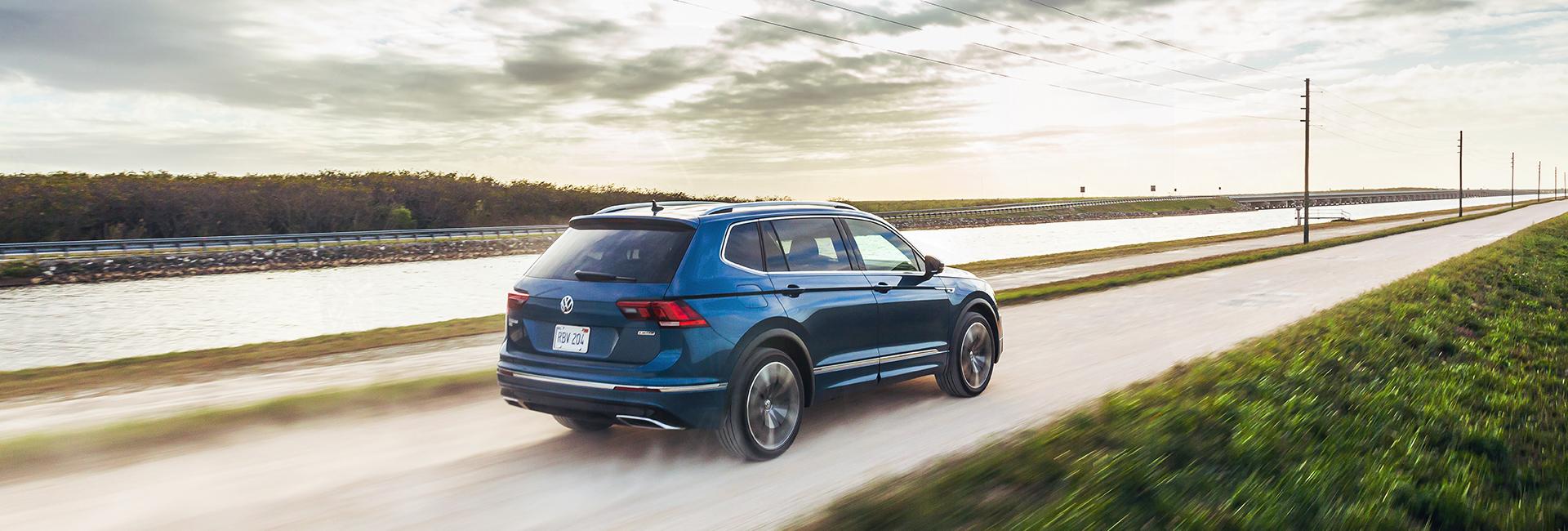 Explore the 2021 VW Tiguan | Spitzer Volkswagen Amherst