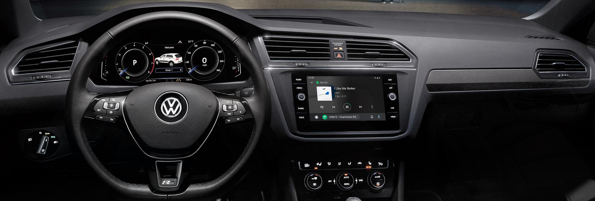 Explore the 2021 VW Tiguan   Spitzer Volkswagen Amherst