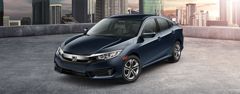 2018 Honda Civic - alternate side view