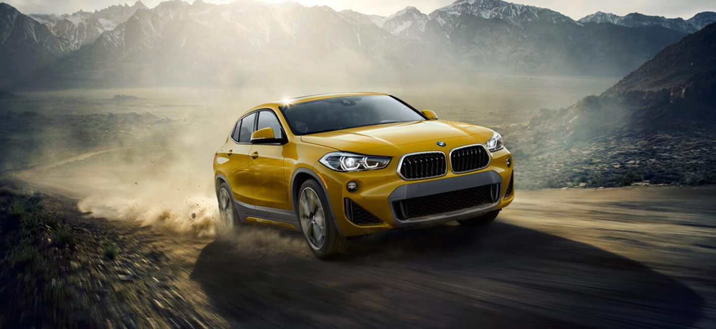 The BMW X2 is available at our BMW dealership near Boca Raton, FL.
