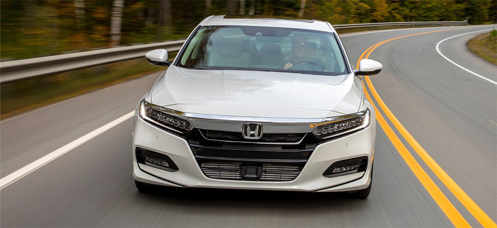 The 2018 Honda Accord is available at our Honda dealership in Gainesville, FL.
