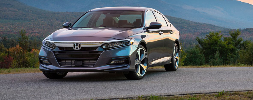 2018 Honda Accord - front view